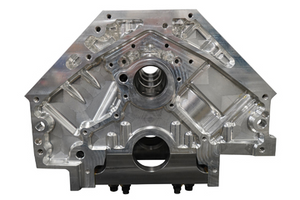 LT Billet Water-Jacket Engine Block