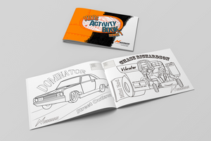 Kid's Activity Book - Series One