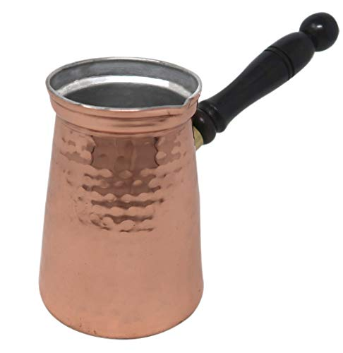 Pack Of 4 Indian Copper Mug For Warming Water Coffee Tea 300 Ml