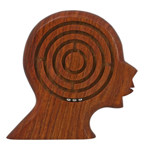 Wooden Labyrinth Maze Puzzle Toy for Kids for Hand Eye Coordination Motor Skills