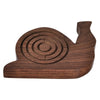 Game Labyrinth Wooden, Ball-in-a-maze Puzzles, For Developing Motor Skills In Kids