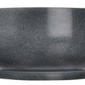 Handcrafted Indian Kitchen Utensils Set Natural Grey Soapstone Mortar and Pestle-Perfect for Grinding Herbs, Seeds & Spices -Dia-6 Inch