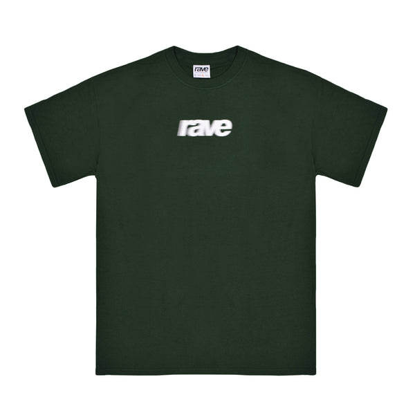 BLURRY forest tee - RAVE skateboards