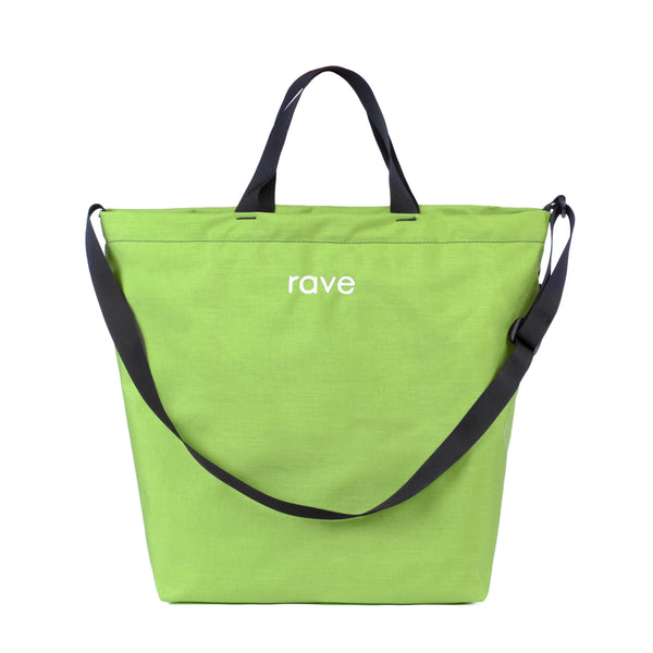 LIME beach bag
