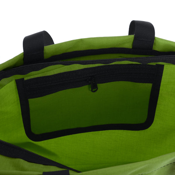 LIME beach bag - rave skateboards