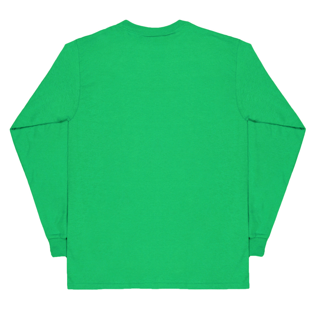 CAVENDOLI irish green LS tee - RAVE skateboards