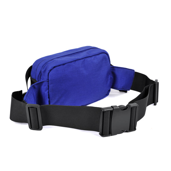 HIP-PACK indigo blue - rave skateboards