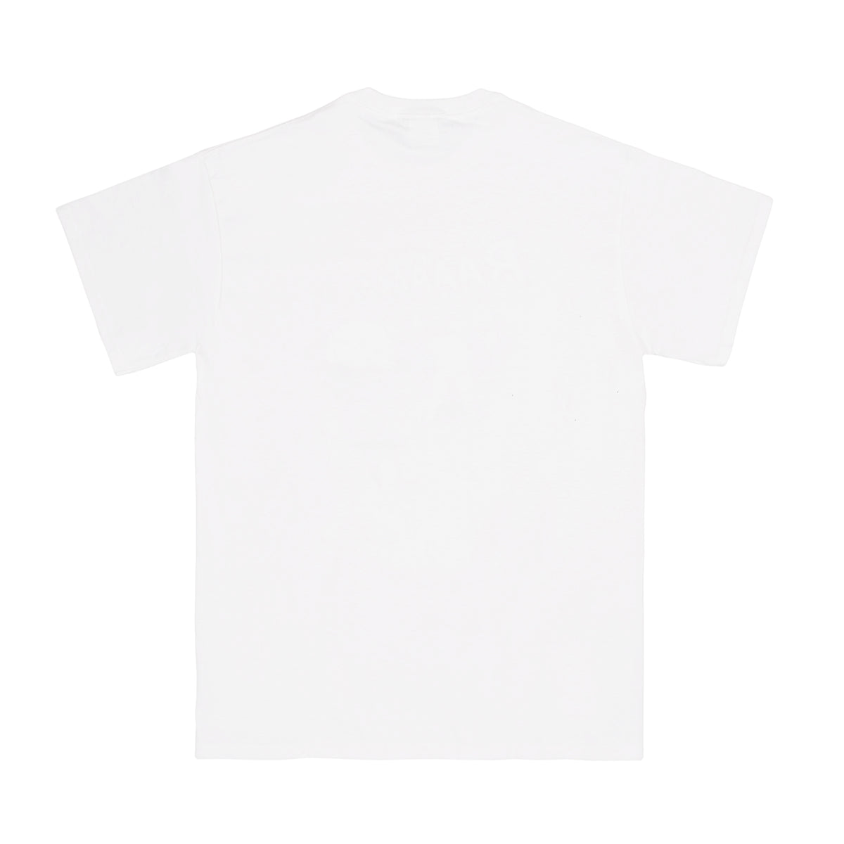 JOKARI white tee - RAVE skateboards
