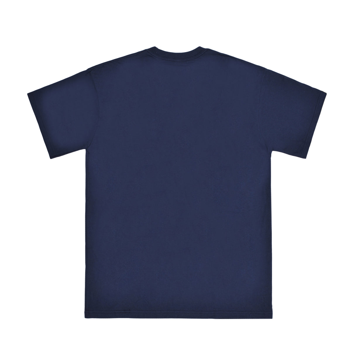 POCKET HAMMER tee navy - RAVE skateboards