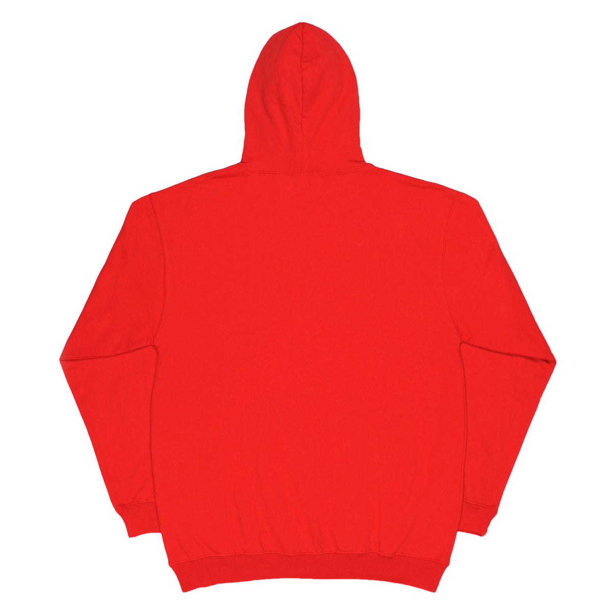 RAVE x ANYWAYS red hoodie - RAVE skateboards