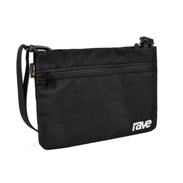 SLIM BAG black - RAVE skateboards