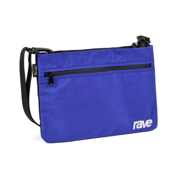 SLIM BAG indigo black - RAVE skateboards