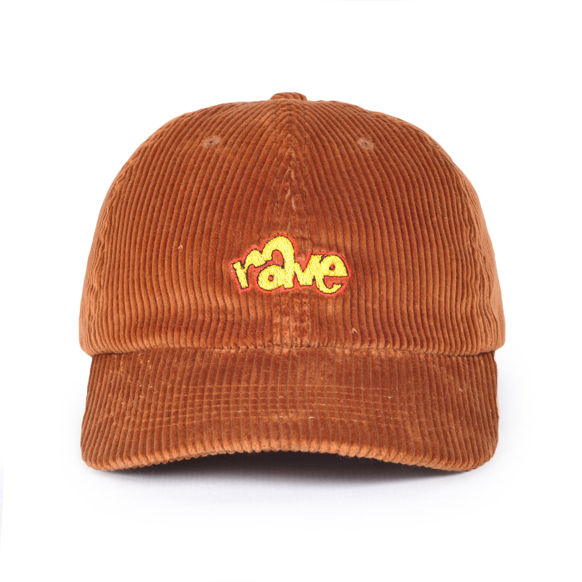 SPIKE cap cord camel - RAVE skateboards