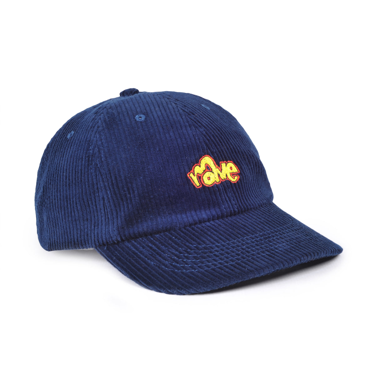 SPIKE cap cord navy - RAVE skateboards