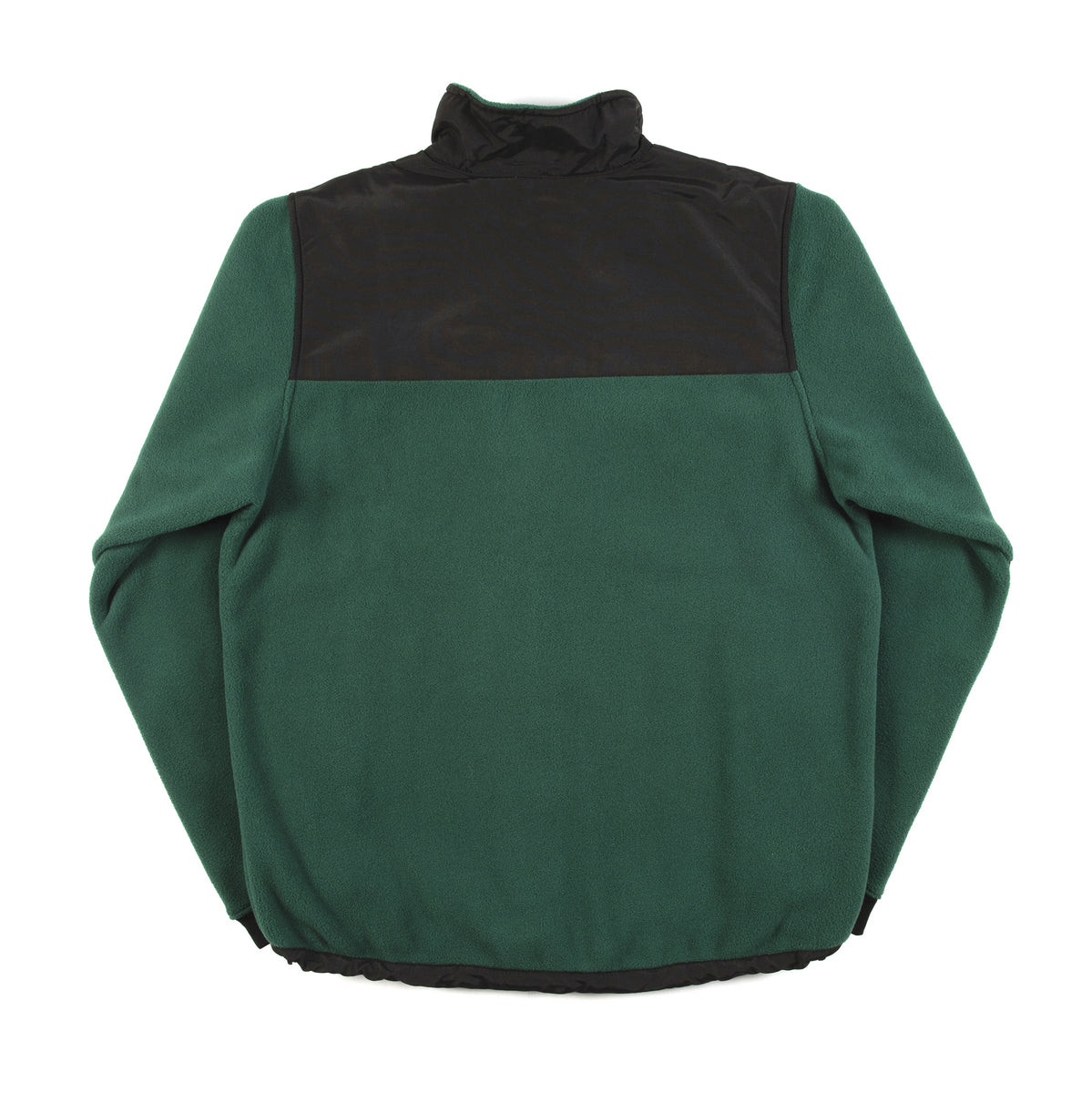 SUMMIT fleece jacket forest - RAVE skateboards