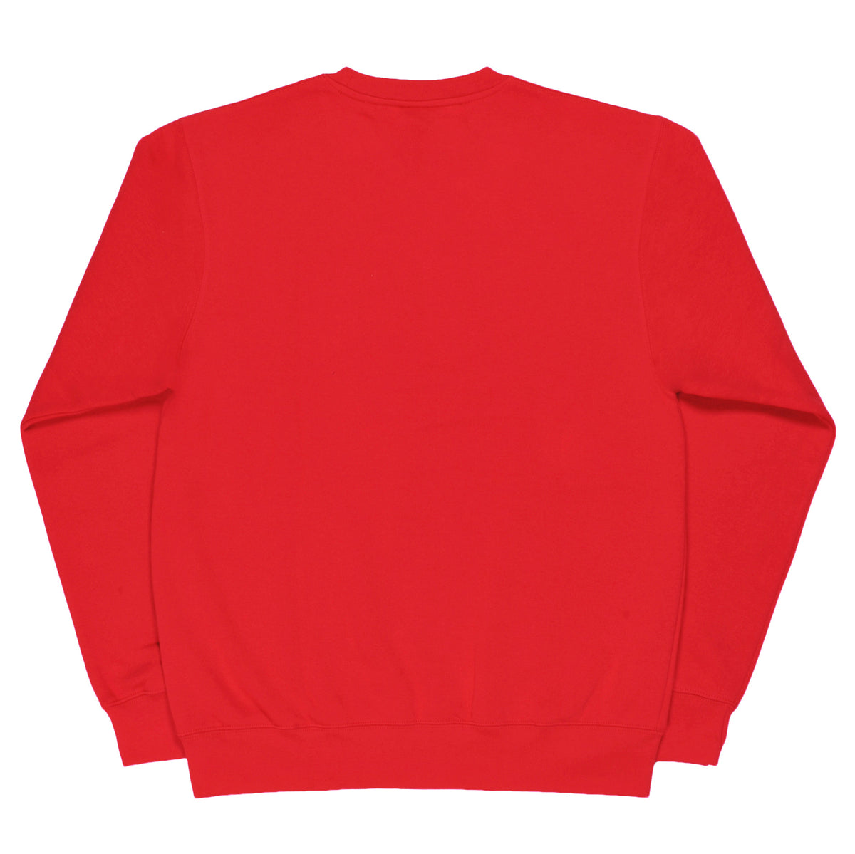 TOYS RAVE red crewneck - RAVE skateboards