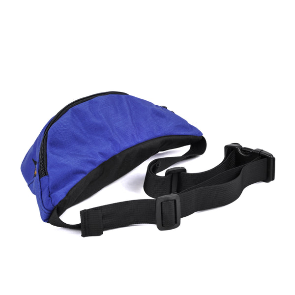WAIST-PACK indigo blue - rave skateboards