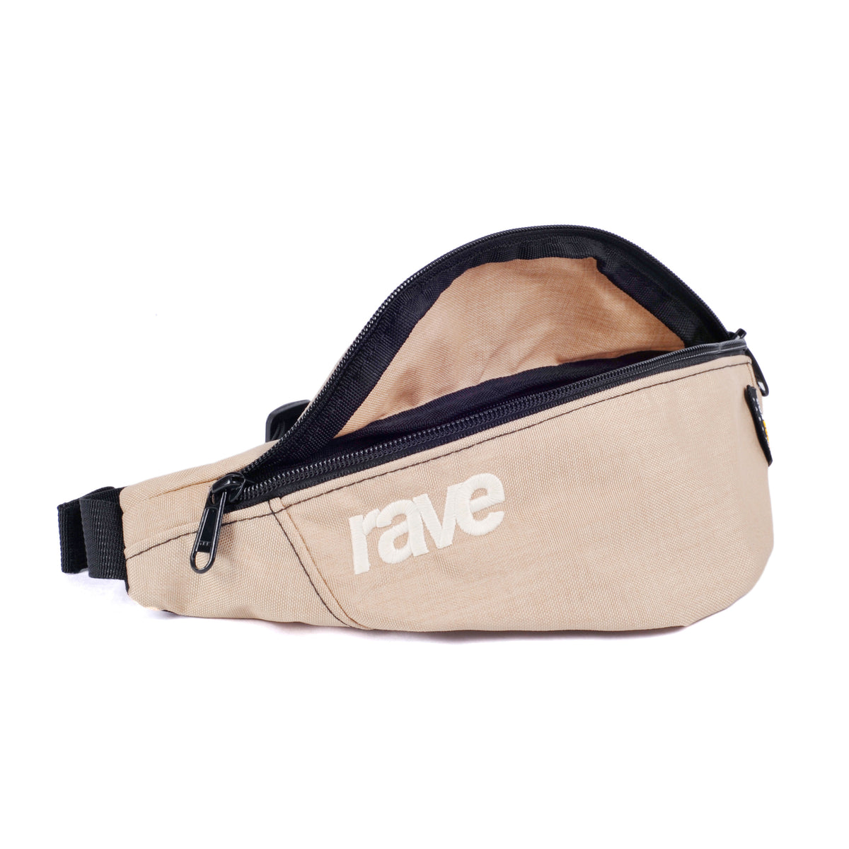 WAIST-PACK sand - RAVE skateboards