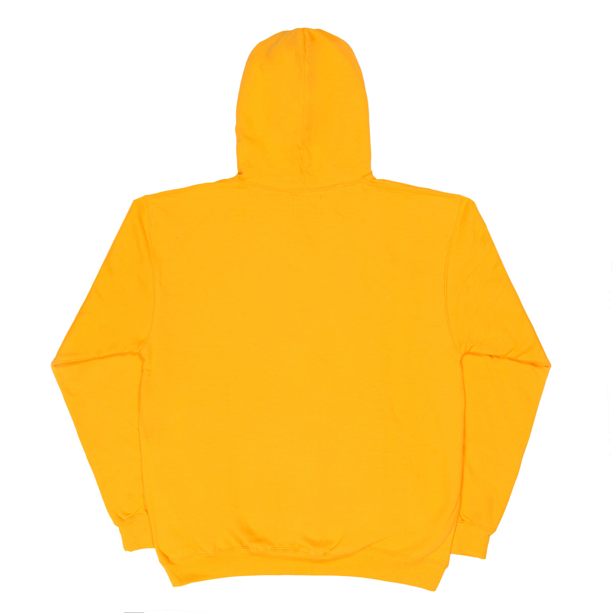 ZONKED PLANET yellow gold hoodie - RAVE skateboards