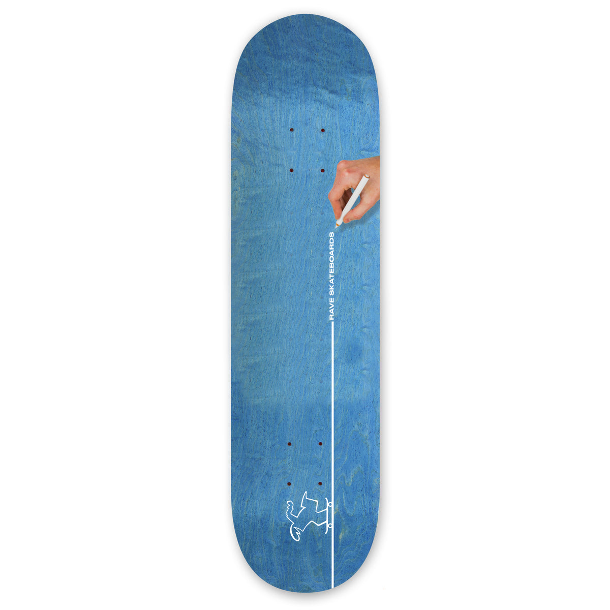 CAVENDOLI board - RAVE skateboards