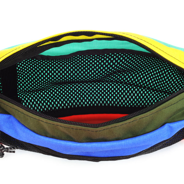 SHOULDER BAG multico - rave skateboards