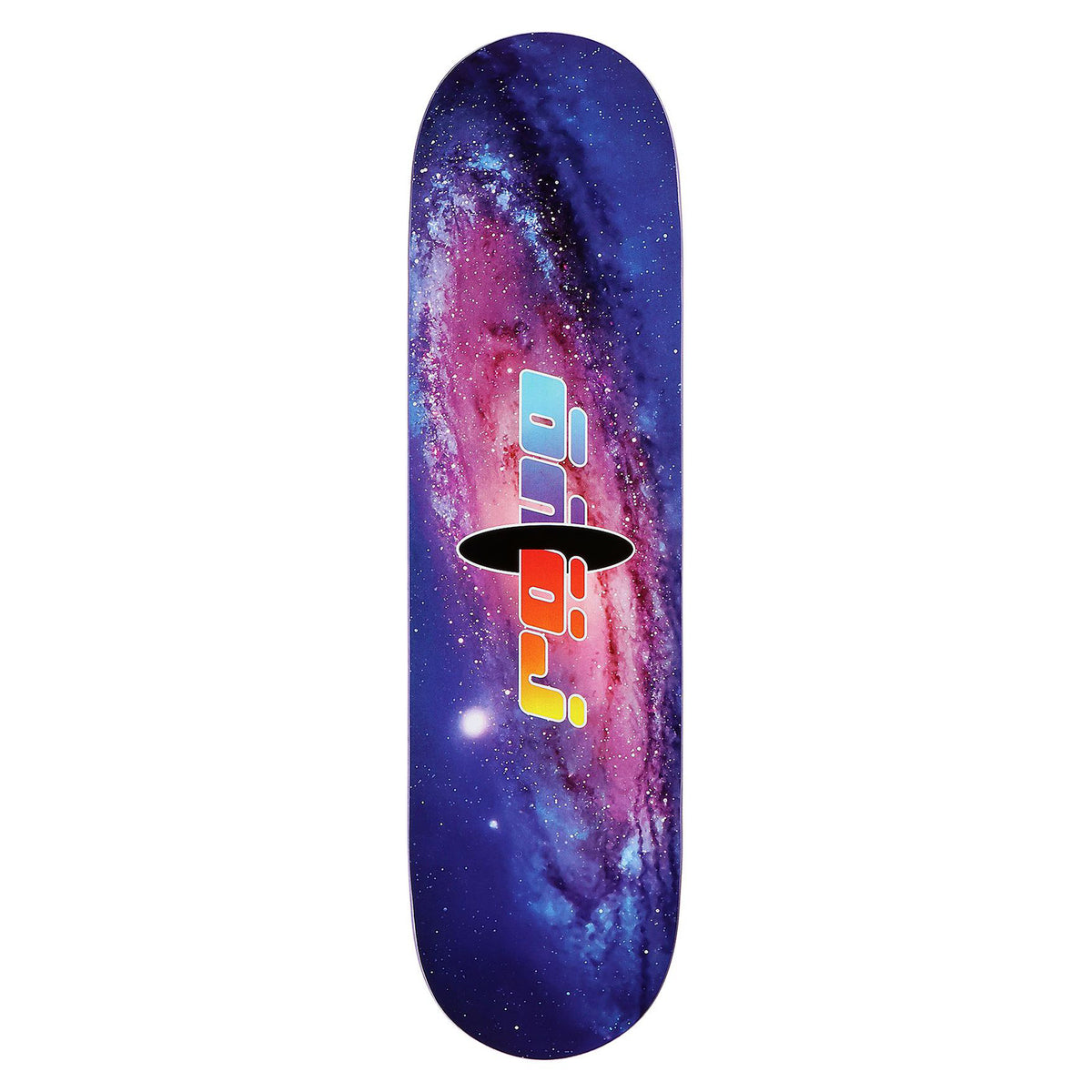 BLACK HOLE board - RAVE skateboards