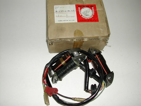 Honda  XL 250  Stator  NY  Parts No .31120-428-681