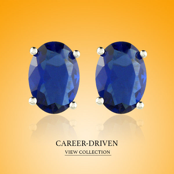 Boccai Collection Career Driven Woman Sterling Silver Earrings