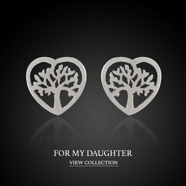 Boccai Collection For My Daughter Sterling Silver Earrings