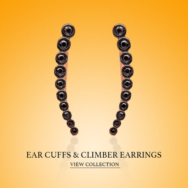 Sterling Silver Ear Cuffs Ear Climbers