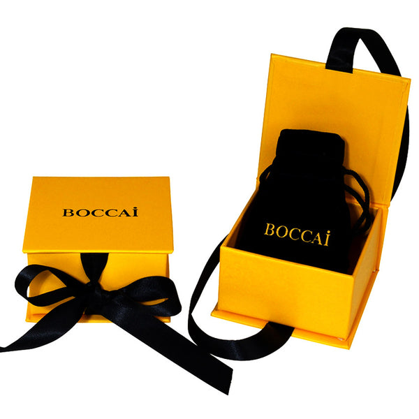 Boccai Earrings Signature Gift Box