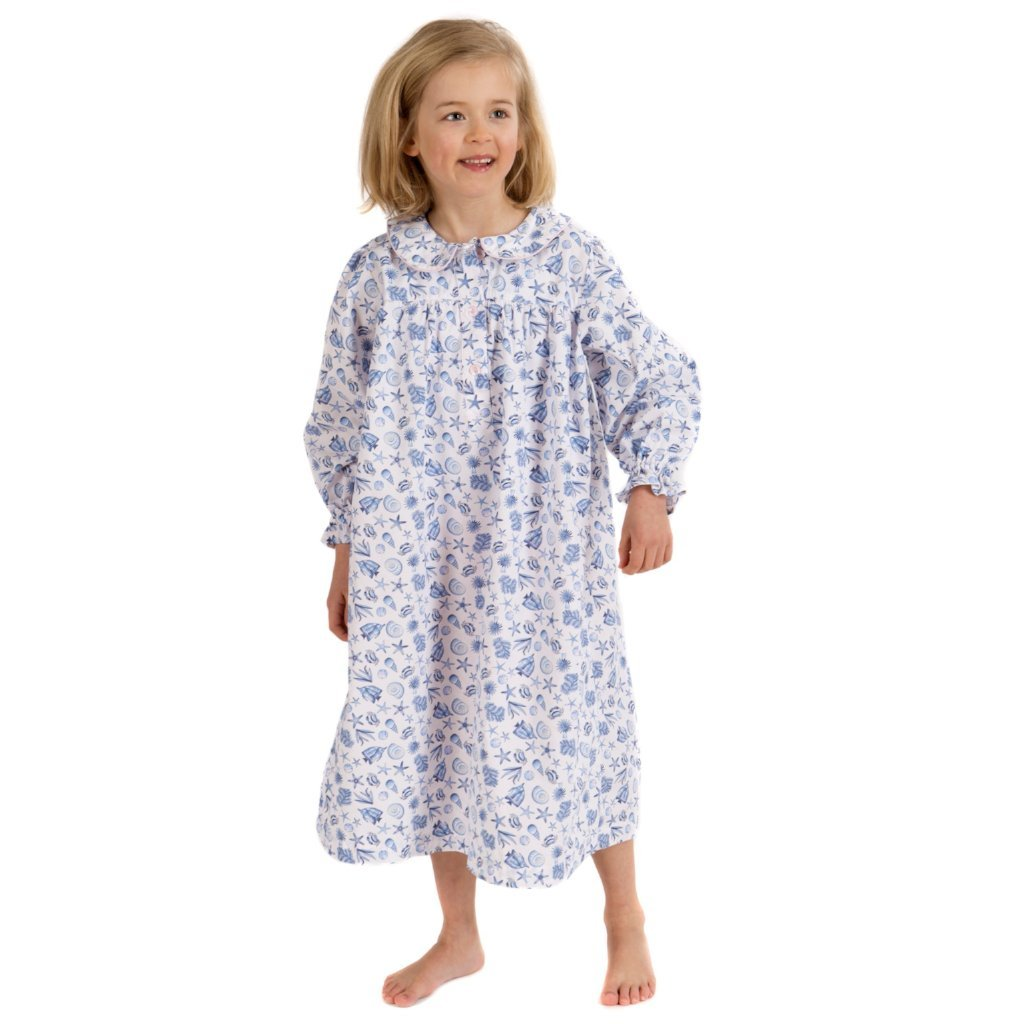 Traditional Girls Nightdresses – The Pyjama House dcb5f88d8