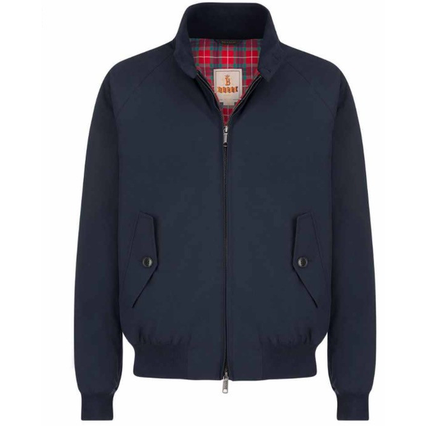 Baracuta - G9 Navy - Modern Classic Harrington Jacket