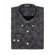 Relco - Black Paisley - Shirt