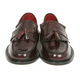 Delicious Junction - Oxblood Rudeboy - Tassel Loafer