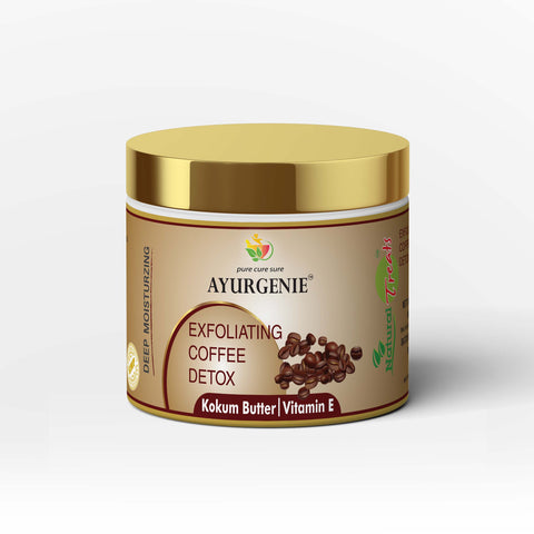 Exfoliating Coffee Detox 85gm
