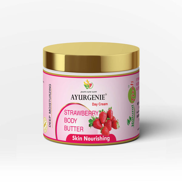 Strawberry Body Butter 85gm