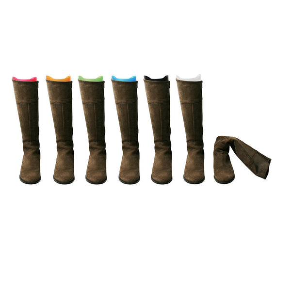 booti boot shaper COLOR - blue (pack of 8) for 4 pairs of boots