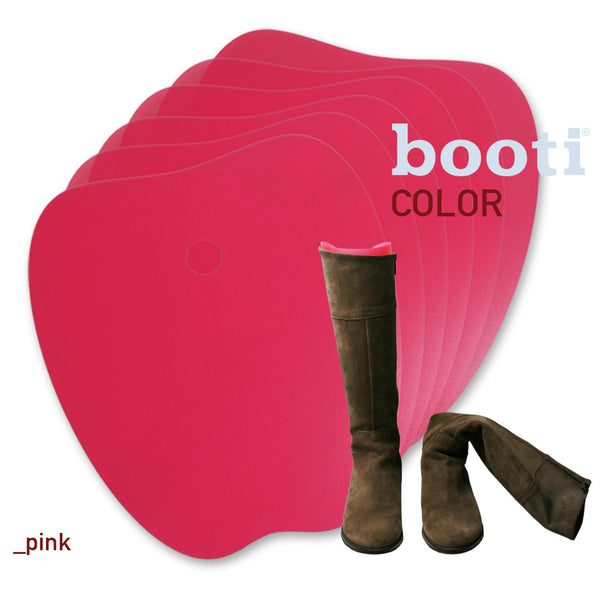boot tree - booti COLOR pink