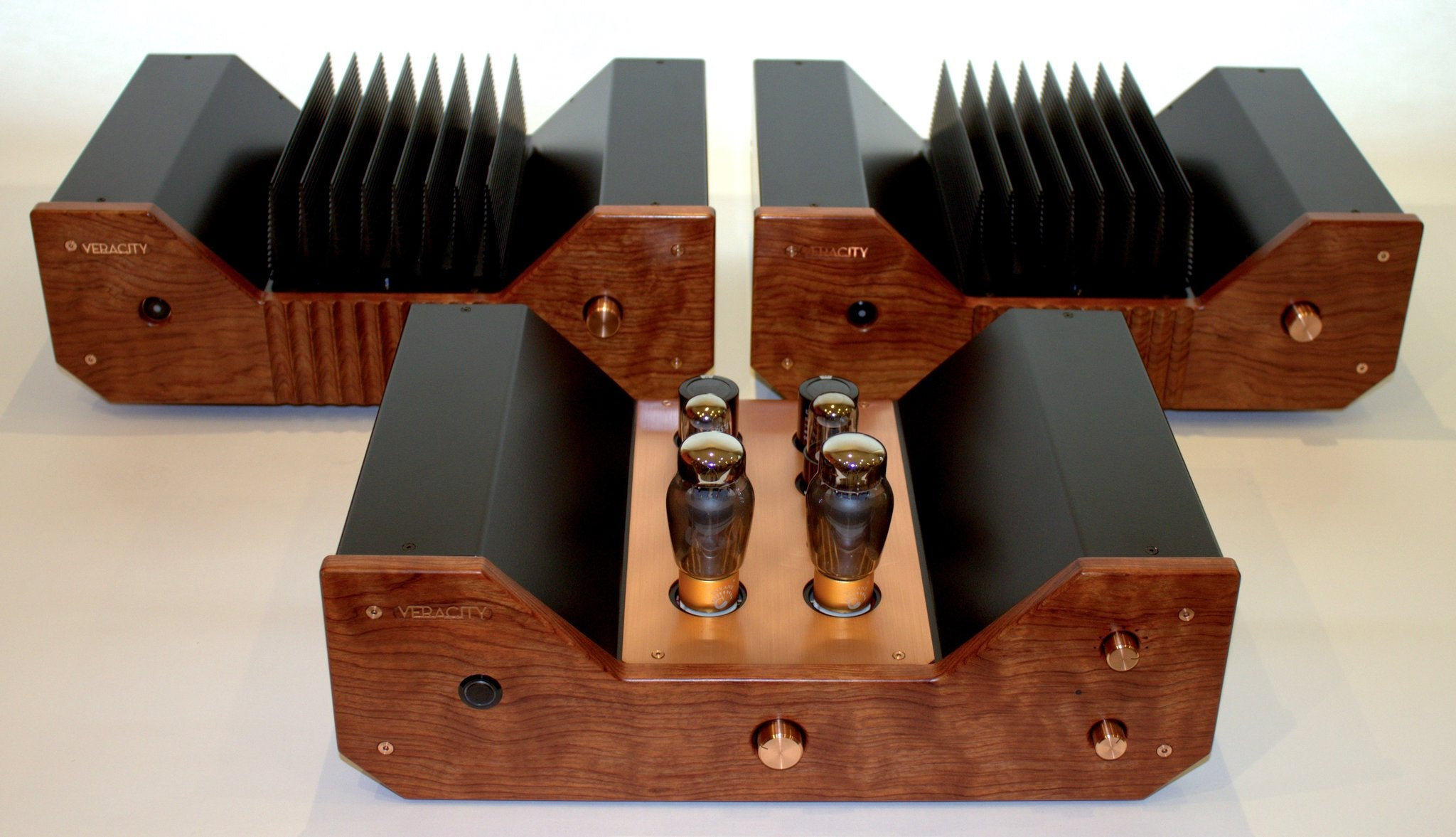 Veracity hand-built audio products