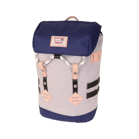Doughnut Colorado Small - Light Grey x Navy
