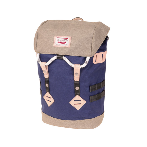 Doughnut Colorado Small - Navy x Beige