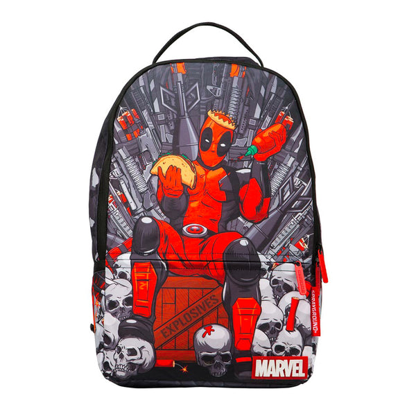 Sprayground - DEADPOOL'S THRONE OF HOT SAUCE