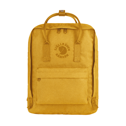 Fjallraven Re-Kanken - Sunflower Yellow
