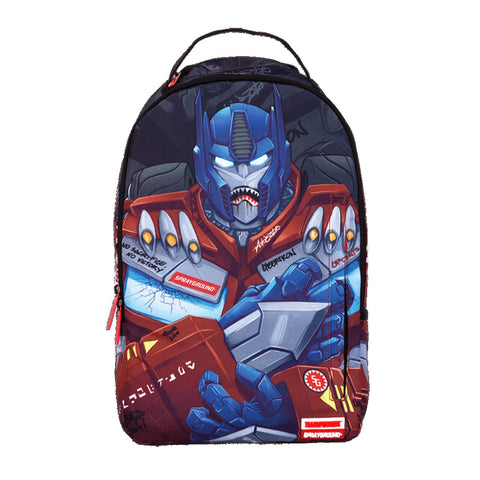 Sprayground - TRANSFORMERS OPTIMUS DECALS