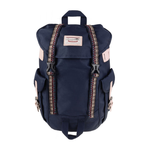 Doughnut Woodland Small Bo-he - Navy