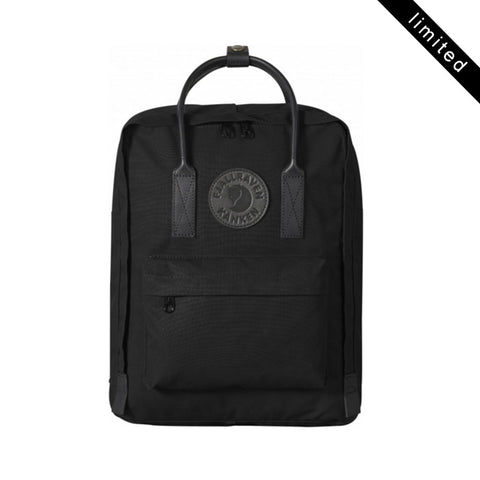 Fjällräven Kanken No.2 - Full Black