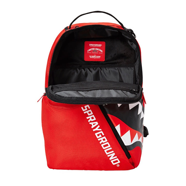 Sprayground - ANGLED SHARK (RED)