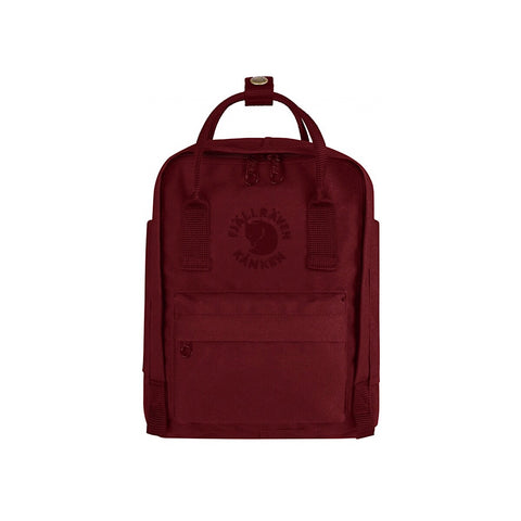 Fjallraven Re-Kanken Mini - Ox Red