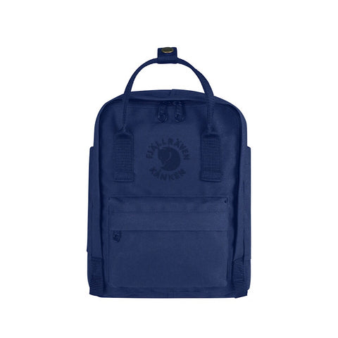 Fjallraven Re-Kanken Mini - Midnight Blue